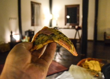 Marijuana Pizza Slice, Marijuana Happy Pizzas in Siem Reap