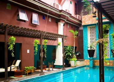 Top 10 Best Budget Hotels in Bangkok, Imm Fusion Interiors