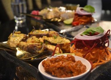 Sarson Salmon Tikka, Holiday Inn Bangkok Sukhumvit 22