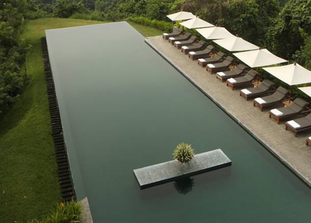 Alila Ubud Pool, Top 10 Ubud Resorts, Spas. Bali Hotels