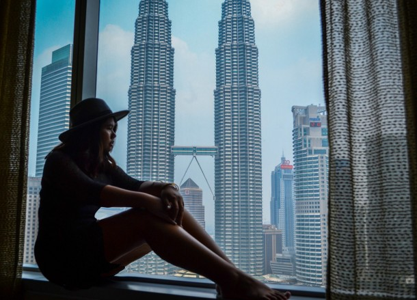 Best Views of Petronas Towers, Deluxe Room View