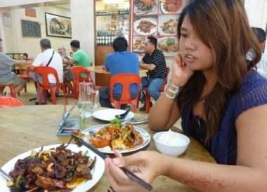 Chinatown Restaurants, Top 10 Attractions in Kuala Lumpur Malaysia