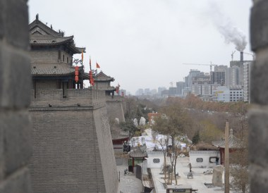 Xian City Walls, Top Attractions in Xian China (Shaanxi)