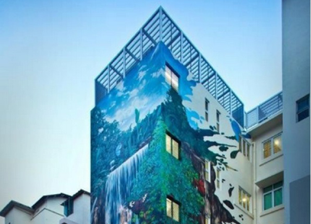 Top 10 design and boutique hotels in singapore for Design boutique hotel torino