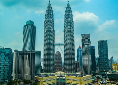 Best Views of Petronas Towers, Perfect Daytime