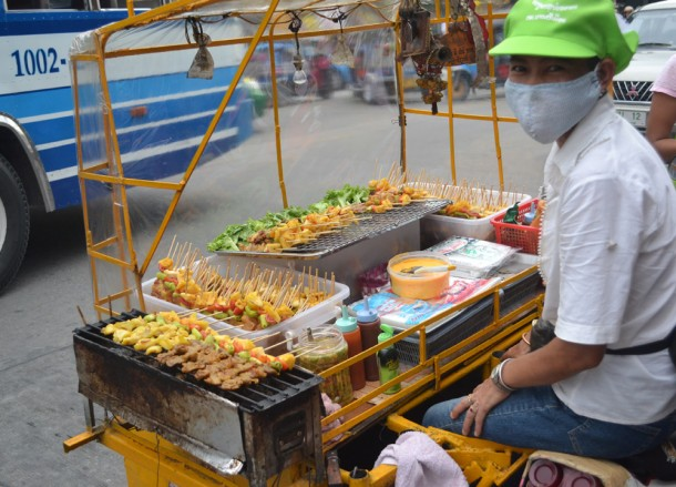 Street Food Kebab, Attractions in Nonthaburi, Bangkok