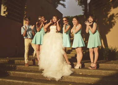 Bridesmaids Arrive, Best Low Cost Carrier in Southeast Asia