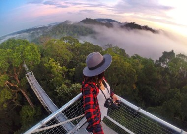 Ulu Temburong Brunei, Best Southeast Asia Travel Blog