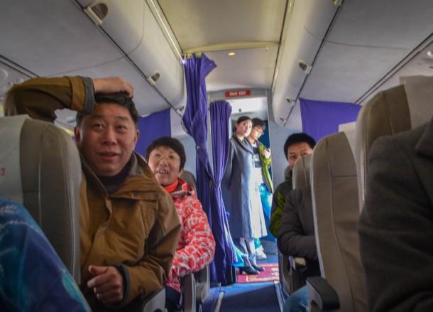 OK Air in China, Travel from Changsha to Zhangjiajie