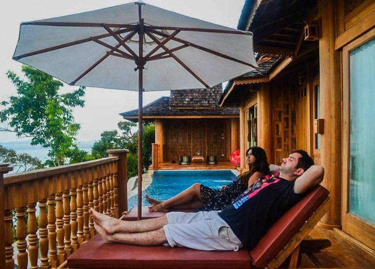 Fanfan and Allan Wilson Hotel Reviews