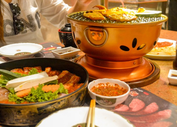 Korean Barbecue, Top 50 Foods of Asia, Asian Food Guide