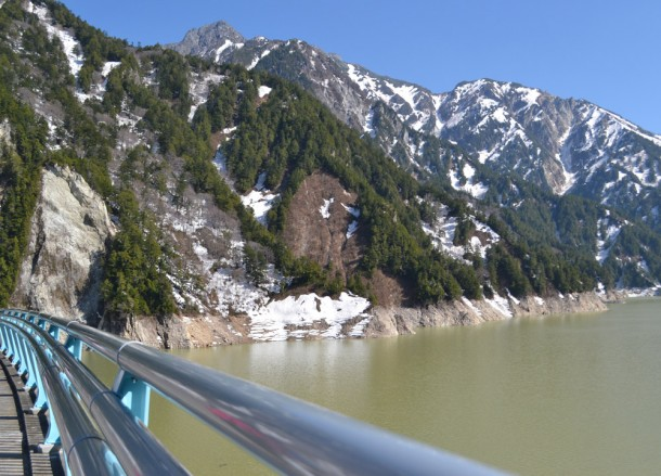 Kunobe Dam, 2 Week JR Pass, Japan Train Travel
