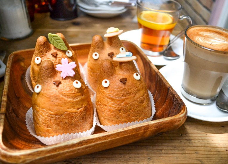 Totoro Cafe Tokyo, Best Themed Cafes and Restaurants in Tokyo