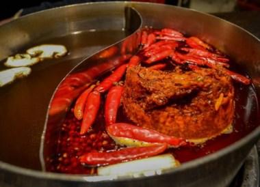 Sichuan Mala Hot Pot Chongqing, Top 50 Foods of Asia, Asian Food Guide