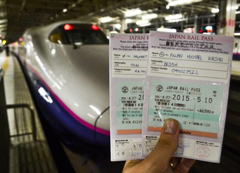 Tourist Passes, Essentials for Japan Rail Travel, JR Pass. Pocket Wifi. Hyperdia