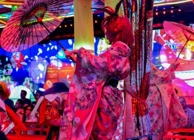 Pretty Girls, Best Themed Cafes and Restaurants in Tokyo