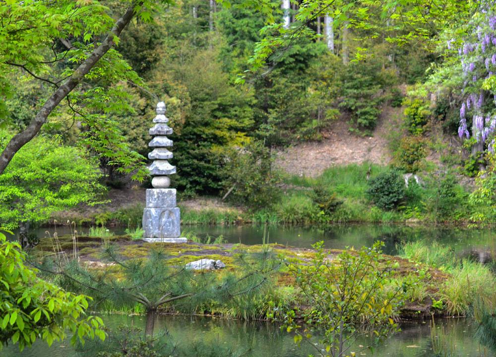 Deer Garden Temple, 2 Week JR Pass, Japan Train Travel