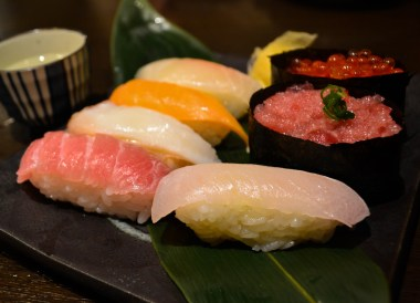 Sushi Restaurants, Things to do in the Sendai Station Area Nightlife
