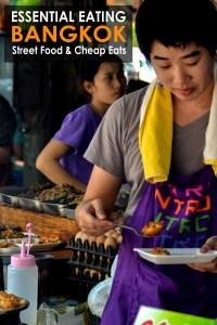 Essential Eating in Bangkok eBook Cover
