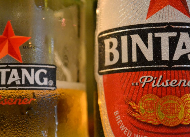 Bintang Beer, Best Beers and Alcohols in Asia