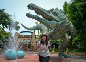 Jurassic Park, Getting to Universal Studios Singapore Tips Single Riders