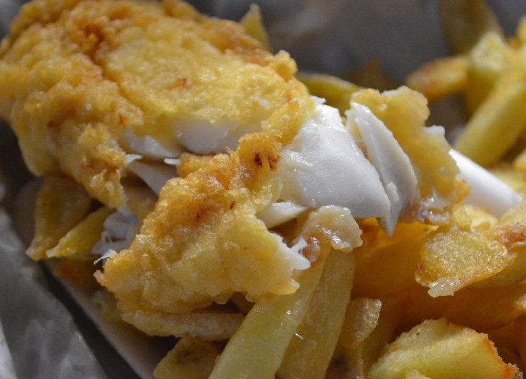Fish and Chips, Top 10 Foods in Northern Ireland, Irish NI