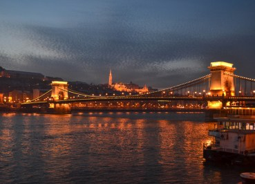 Riverside Photo from Budapest Metro Underground Tourist Trap
