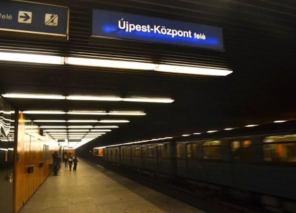 Újpest–Központ, Budapest Underground Metro Tourist Scam