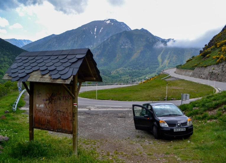 Andorra Pyrenees, Road Trip in France Southern Borders June
