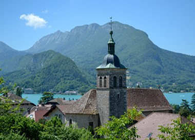 Lake Annecy, Road Trip in France Southern Borders June
