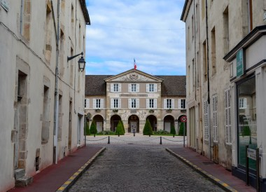 beaune Town Hall, Road Trip in France Southern Borders June