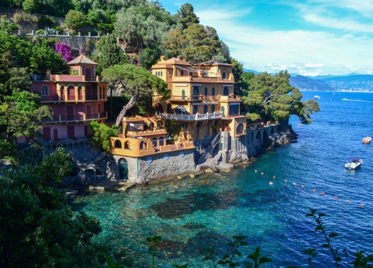 Italian Riviera, Road Trip in France Southern Borders June