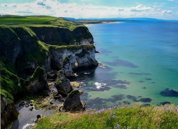 Views from Above, Top Causeway Coast Attractions Northern Ireland
