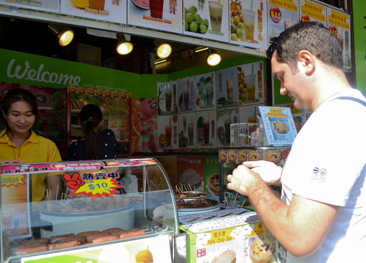 Food Blogger in Macau, Best Macanese Foods and Eating in Macau Chinese Cantonese Portuguese