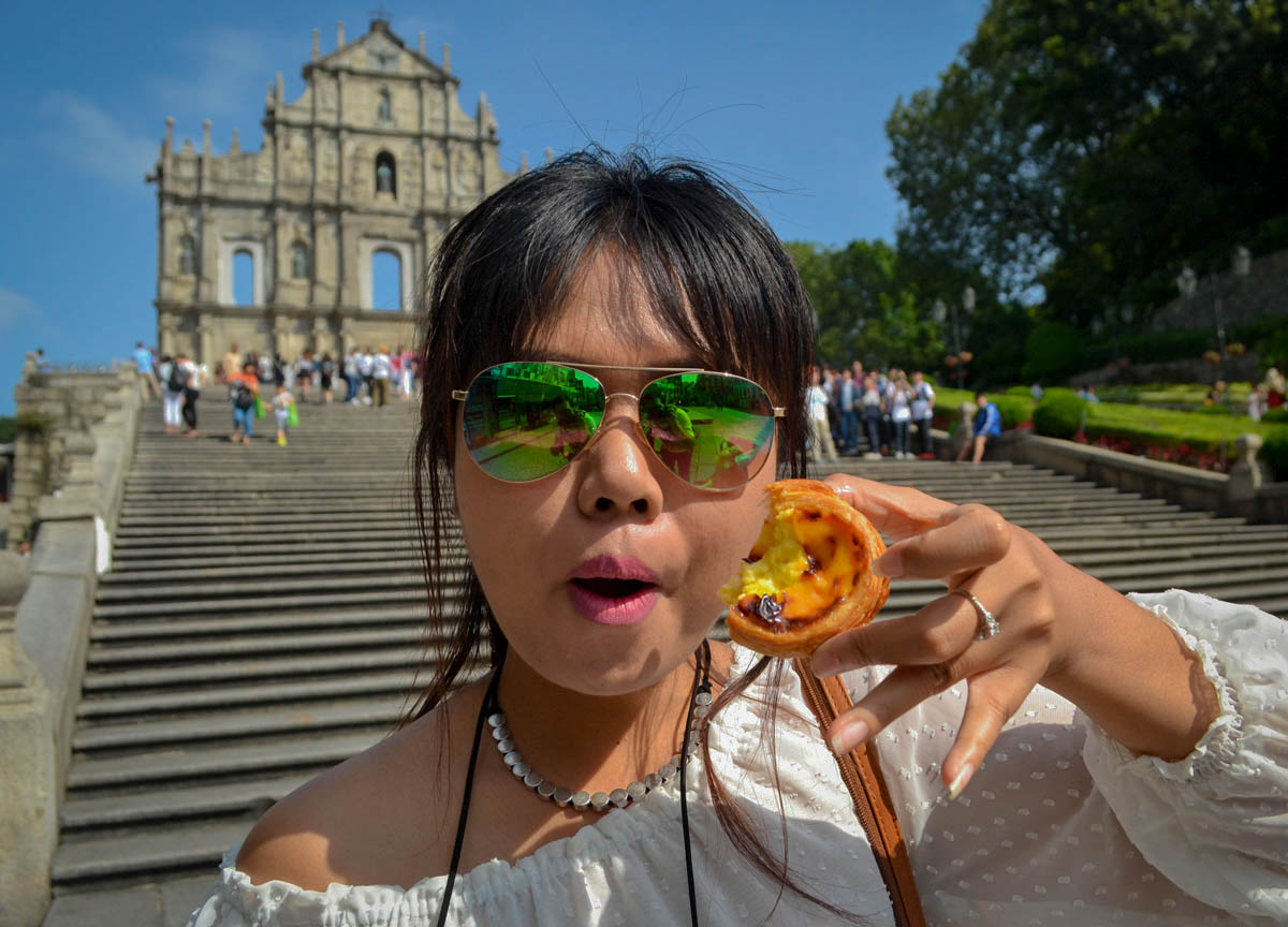 Egg Tarts, Top 10 Tourist Attractions in Macau