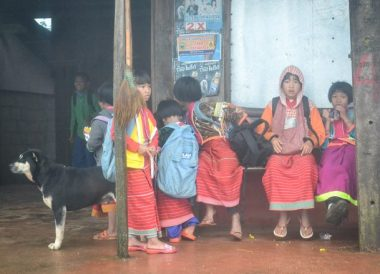 Palaung Hill Tribes, Top 10 Attractions in Chiang Mai Province Thailand