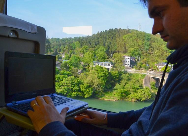 Wifi on Trains, Essentials for Japan Rail Travel, JR Pass. Pocket Wifi. Hyperdia