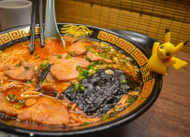 Ichiran Ramen Dotonbori, Top Tourist Attractions in Osaka Japan