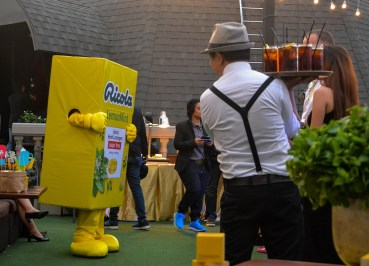 Ricola Influencer Event in Bangkok Thailand Hotel Muse