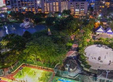 Benjasiri Park, Expats Cost of Living in Bangkok Thailand