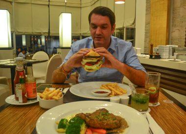 Steak and Burgers, Dusit Princess Korat Hotel. Gateway to Isaan Northeast Thailand