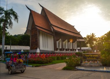 Wat Sala Loi, Dusit Princess Korat Hotel. Gateway to Isaan Northeast Thailand
