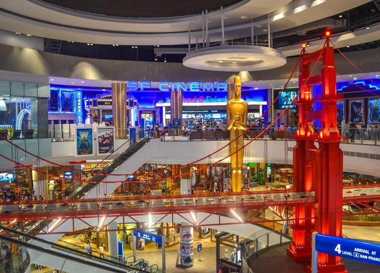 Terminal 21, Best Malls in Korat City Centre Nakhon Ratchasima Thailand