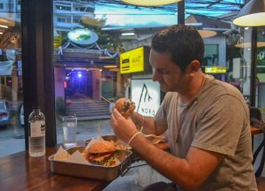 Beast Burger, Best Restaurants in Nimman Chiang Mai Nimmanhemin Road