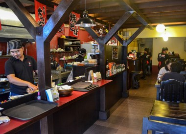Ramen Noodles, Best Restaurants in Nimman Chiang Mai Nimmanhemin Road