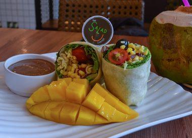 Salad Concept, Best Restaurants in Nimman Chiang Mai Nimmanhemin Road
