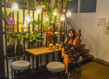 Woo Cafe-Art Gallery-Lifestyle Shop, Best Restaurants in Nimman Road Area of Chiang Mai Thailand