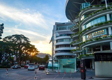 Gurney Drive Area, Best Thai VISA Run to Penang Malaysia