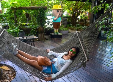 iberry Garden, Best Cafes Coffee Shops in Chiang Mai Thailand
