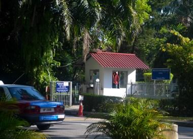 VISA Run to Penang, Malaysia Penang to Hat Yai Thailand by Bus Minivan